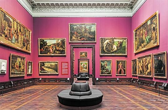 Rijksmuseum Twenthe Zeigt 45 Meisterwerke Italienischer Maler Des