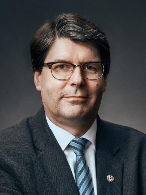 LO-Sprecher Stephan Grigat