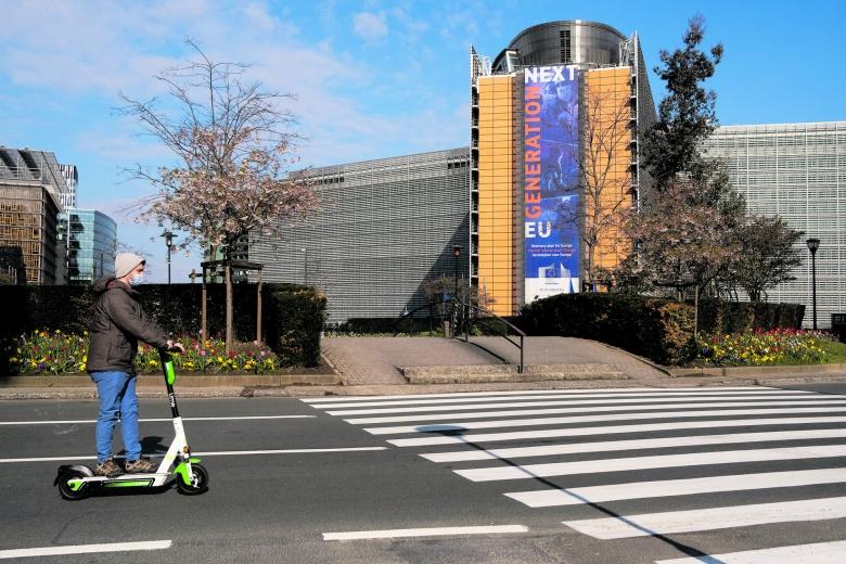 """Bürde für Generationen: """"NextGenerationEU"""" sieht die Vergemeinschaftung von Schulden der EU-Staaten vor"""