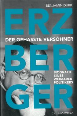 Mathias Erzberger, der gehasste Versöhner